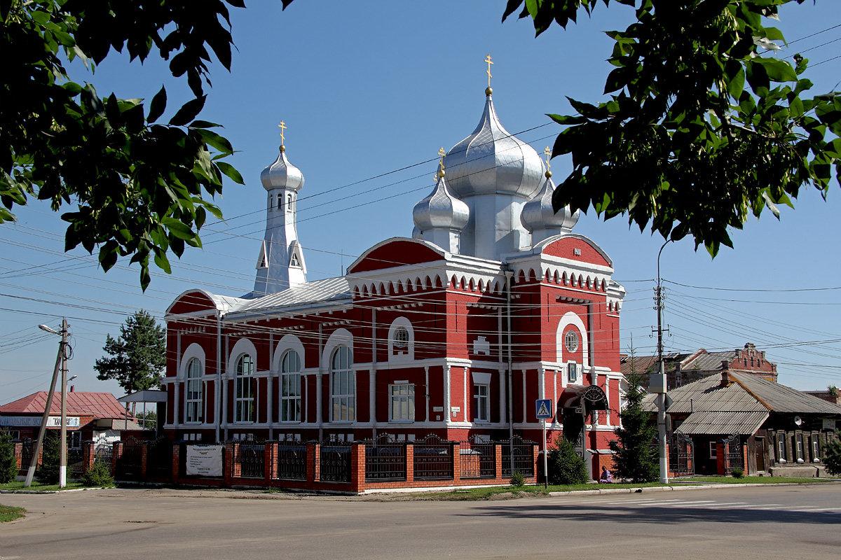 Кафедральный собор Архангела Михаила г. Балашова