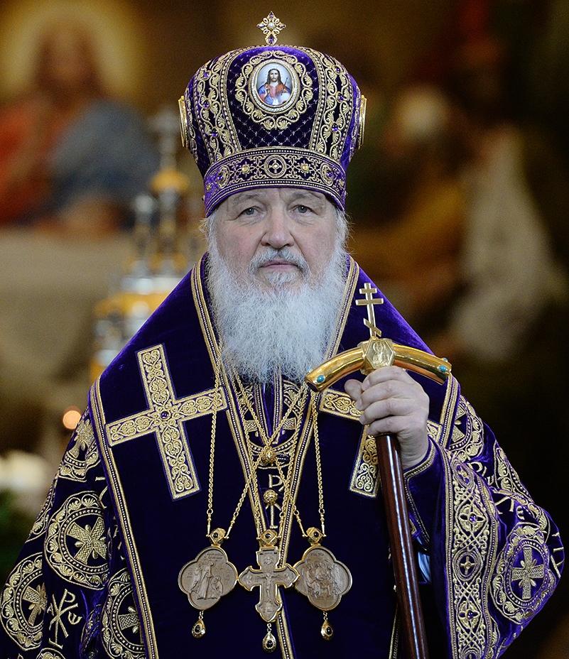 Patriarh Kirill Velikiy chetverg