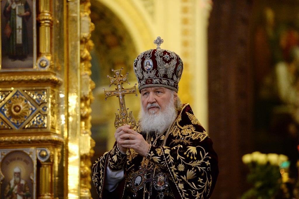 День инторнизации Святейшего Патриарха Кирилла