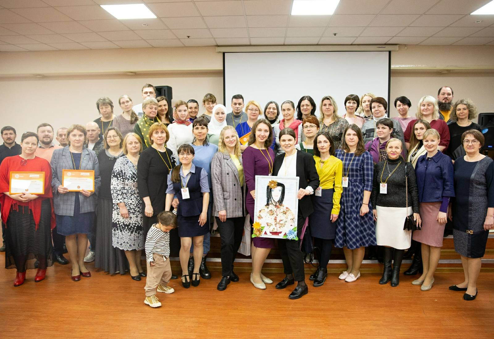 Руководитель центра «С верой в жизнь!» приняла участие в конференции для НКО в г. Москва
