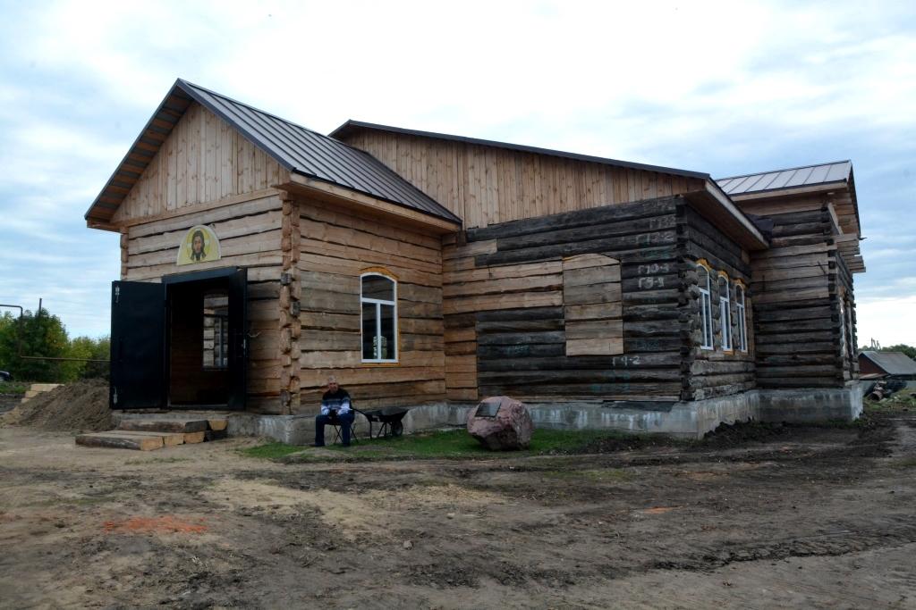 Храм для села